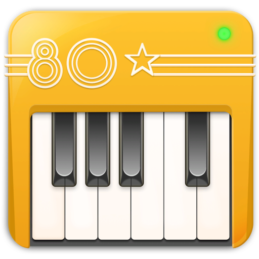 Retro Synth Keys