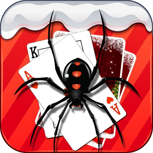 Spider Solitaire: Christmas - Prime Target Wish List Countdown! iOS App