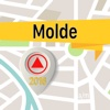 Molde Offline Map Navigator and Guide