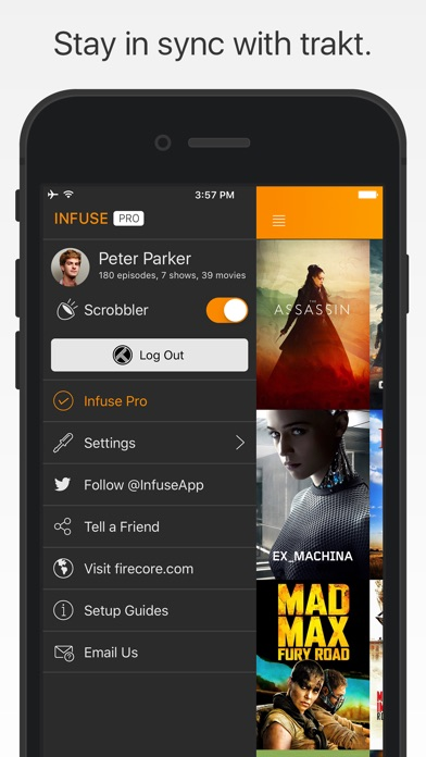 Infuse Pro 4 IPA Cracked for iOS Free Download