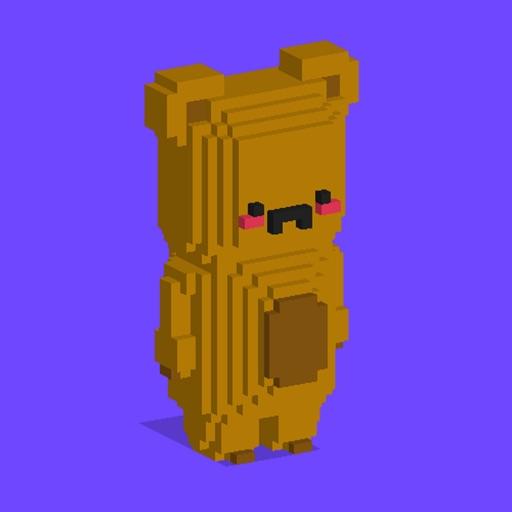 Teddy Bear Jump iOS App