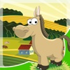 Horse Games for Little Kids - Puzzles,  Sound Cards & Memory Match Games