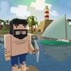 Blocky Island Survival 3D