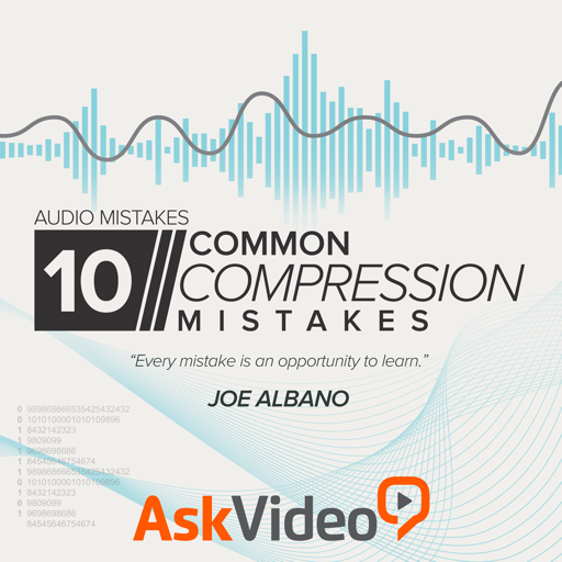 Audio Compression Mistakes Tutorial