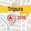 特里普拉邦 離線地圖導航和指南