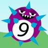 Monster Math - A learning maths game for kids