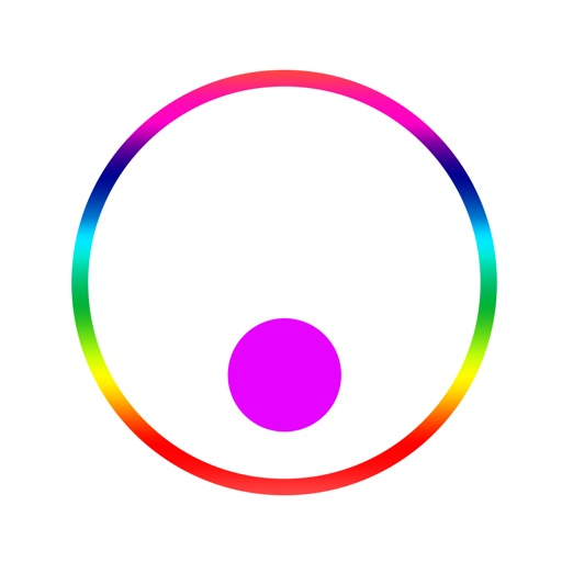 ColorBounce! Icon