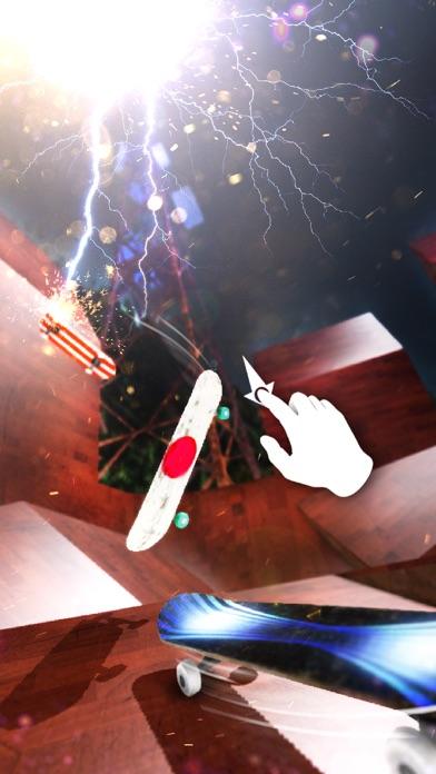スケートボードの世界 - 無料スケートボードシミュレーションゲームのスクリーンショット4
