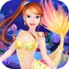mermaid dress up - mermaid games