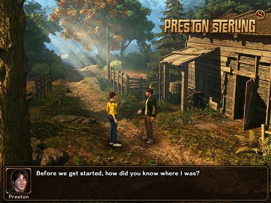 Preston Sterling Screenshots