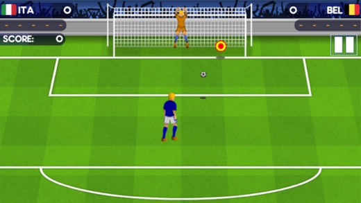 Penalty Shootout: EURO 2016 Screenshot