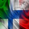 Italia Finlandia frasi italiano finlandese audio frase