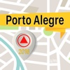 Porto Alegre Offline Map Navigator and Guide