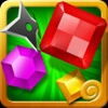 Diamond Jewels Ninja Mania-diamond game and match jewels