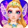 fae makeup - Fairy Makeover & Wax Spa Salon - Dress up your Magical Fairy Princess in her Palace for All Sweet Fashion Girls fairy search words