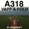 A318 VAPP FOLD