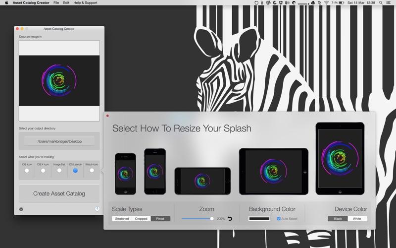 Screenshot #3 for Asset Catalog Creator