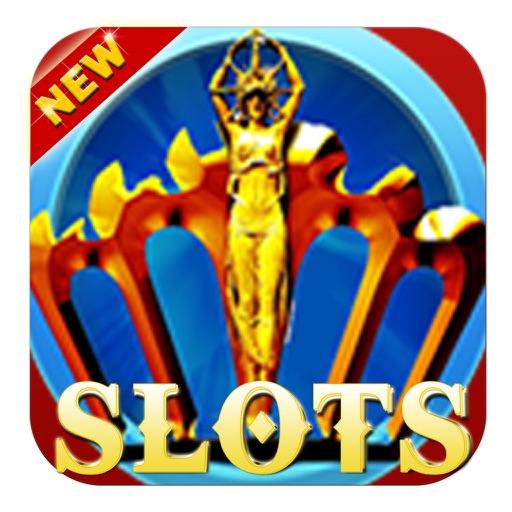 Luxury Royal Crown Slot Machine & Video Poker Games Free iOS App