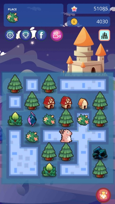 Puzzle Castles Civilization Screenshot