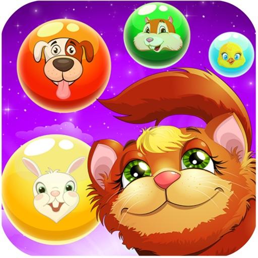 Super Pet Bubble Popping iOS App