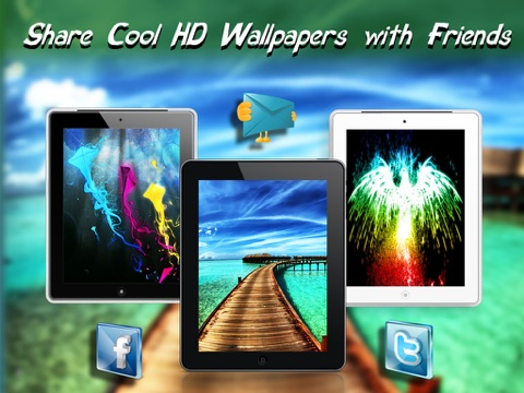 Cool HD and Retina Wallpapers Скриншоты10