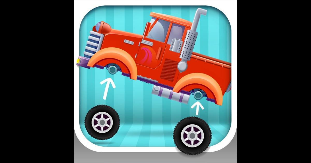 monster truck racing games online