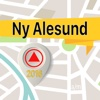 Ny Alesund Offline Map Navigator and Guide