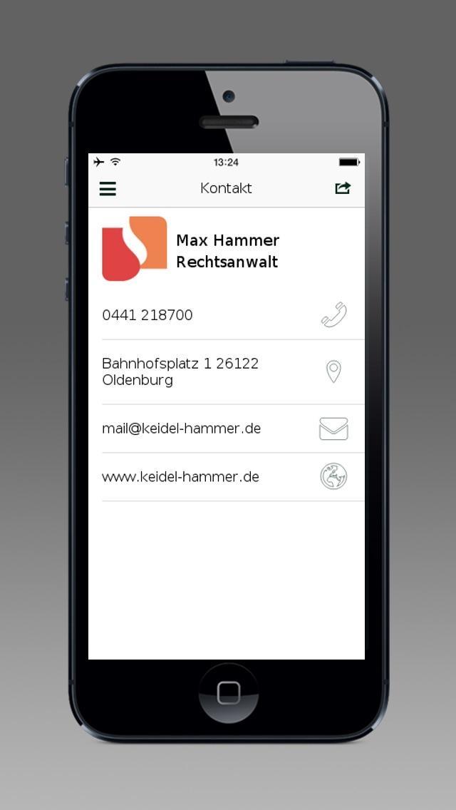 Screenshot von Keidel und Hammer5