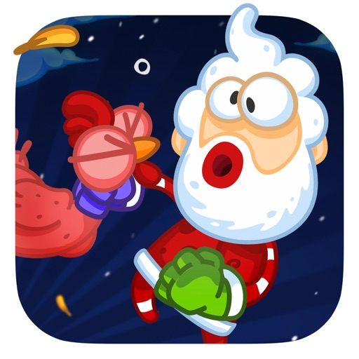 Mad Santa vs Evil Alien