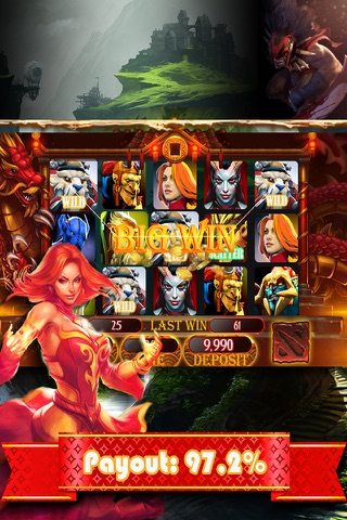 Mutant X Slots screenshot 2