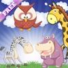 Giochi nello zoo per bambini e ragazzi: scoprire gli animali ei loro suoni! GRATIS giochi per bambini - esercitare la memoria