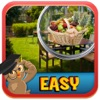 Find Hidden Object : Backyard Fun – Search Hidden Scenes to Find Differences in Objects