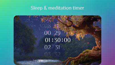 Screenshot #10 for Away ~ Meditation & mindfulness to sleep, relax, focus, breathe