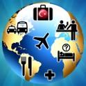 Seyahat konuşma kılavuzu icon