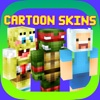 Cartoon Skins for PE - Best Skin Simulator and Exporter for Minecraft Pocket Edition Lite