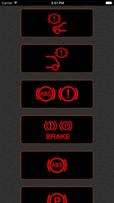 App For Bmw Warning Lights  U0026 Car Problems On The App Store