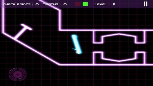 Geometry Maze Escape Screenshot