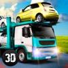 Car Transporter Driving Simulator 3D Full
