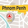 Phnom Penh Offline Map Navigator und Guide