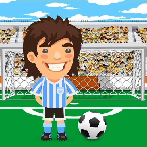 Freekick Champion - Soccer Star League iOS App