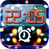 iClock – Blur : Alarm Clock Wallpapers ,  Frames & Quotes Maker For Pro
