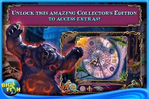 Mystery of the Ancients: Three Guardians - A Hidden Object Game App with Adventure, Puzzles & Hidden Objects for iPhone screenshot 4