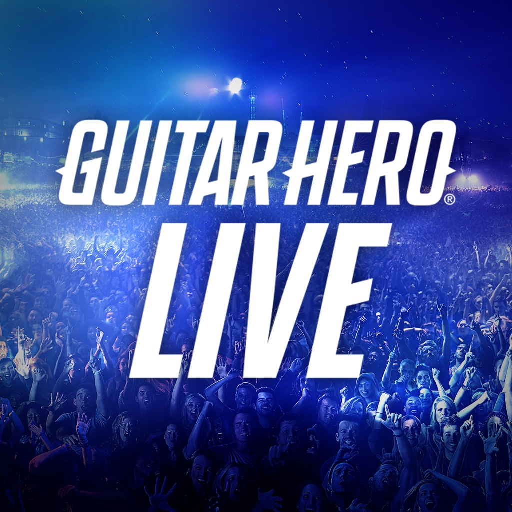 Guitar Hero® Live app for ipad