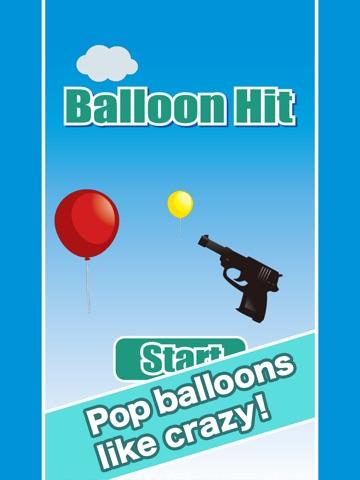 BalloonHit Screenshot