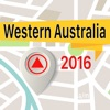 Western Australia 離線地圖導航和指南