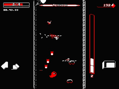 Screenshot #2 for Downwell