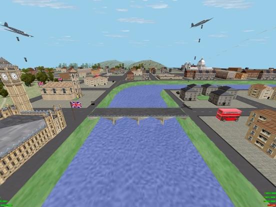 Defend London 3D Lite截图3