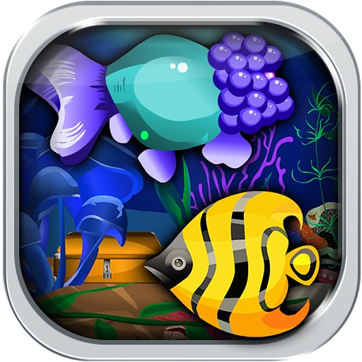 Deep Sea Cage Escape iOS App