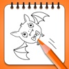 Free Halloween Coloring Book