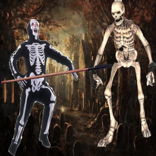 Bones Attack! iOS App